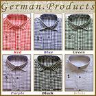 German Bavarian Trachten Lederhosen Shirts Oktoberfest,Traditional,( All Colors)