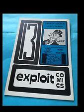 EXPLOIT COMICS nr. 13 del 1979