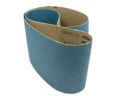"""6"""" x 48"""" Zirconia Sanding Belt 10 Pack"""