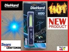 Craftsman Tools DieHard 200 Lumen 3 AAA Flex Work Area Light LED Flashlight