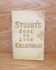 Vintage 1970 Paper Back 67 Pages - Stuart's Book on Avon Collectibles **READ**
