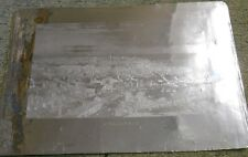 Steel Plate with Bird's Eye View of Cleveland. by Lange, G. G. [engraver]