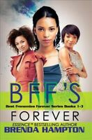 BFF's Forever, Paperback by Hampton, Brenda, Like New Used, Free P&P in the UK
