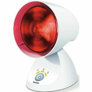 Beurer IL35 Infra Red Lamp Colds Relief / Body Muscular Pain Therapy│Timer│150W│