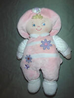 "Baby Gund Sonja Baby Doll 13"" Plush Soft Toy Stuffed Animal"