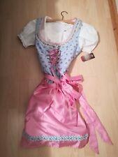 Dirndl Trachten Kleid Neu Größe 42