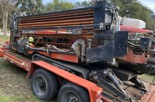 2004 Ditch Witch 1220 Mach I directional drill with 2013 trailer & Fm5 Mud Mixer