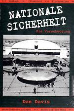 NATIONALE SICHERHEIT - Die Verschwörung - Buch von Dan Davis & Jan van Helsing