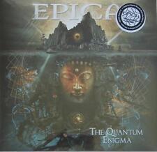 EPICA THE QUANTUM ENIGMA GOLD VINYL 100 COPIES NEW & SEALED