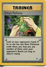 Pokemon Gym Heroes Uncommon Card #110/132 Erikas Perfume