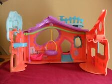 Littlest Pet Shop Orange Clubhouse Tree House Playset Not Complete 2007