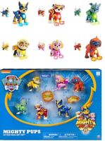 Paw Patrol MIGHTY PUPS 6 PACK Action Light Up Playset - IN HAND AUSSIE STOCK