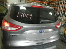 Trunk/Hatch/Tailgate Privacy Tint Glass Manual Lift Fits 13-16 ESCAPE 715275
