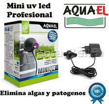 LAMPARA AQUAEL MINI UV LED ACUARIO