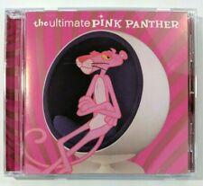 Henry Mancini Ultimate Pink Panther CD Soundtrack OST
