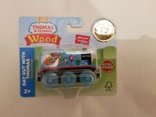 Thomas The Tank & Friends WOOD DAY OUT WITH THOMAS 2020 WOODEN TRAIN NEW