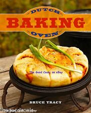 Dutch Oven Baking  Biscuit Cooking  Cast Iron Pot Recipes Cookbook Hardcover New