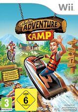 Nintendo wii jeu Cabela 's Adventure Camp NOUVEAU & OVP
