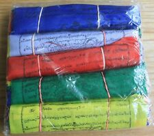 Prayer Flag Tibetan Buddhist Wind Horse Gift Set - 50 flags Nepal Fair Trade (S)