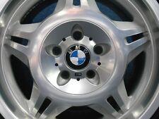 BMW 4x Nabendeckel für Alufelgen, E36 E46 E90 LCI Cabrio Coupe Limousine 3er