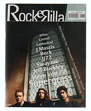 ROCKERILLA 266/02 ROCK PROG MAGAZINE LOW CATHEDRAL SUPERGRASS SWAYZAK MUDHONEY
