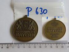 Medaille Rot Kreuz Bergwacht Für besondere Verdienste bronze 1 Stück (P630-)