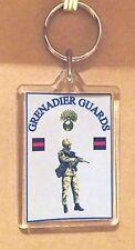 The Grenadier Guards key ring..