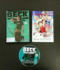 BECK: Mongolian Chop Squad - Vol. III (DVD, 2007)