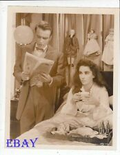 Montgomery Clift  Elizabeth Taylor VINTAGE Photo