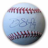 Dee Gordon Signed Autographed MLB Baseball Rookie Graph Dodgers PSA R22054