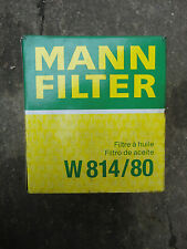ROVER Group 216 1.6 FILTRO OLIO 89 a 99 W814/80 MANN LRF000020 LRF100120 NUOVO
