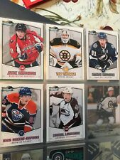 RYAN NUGENT-HOPKINS  RC  2011/12 Panini Player Of The Day Full 5 Card Set