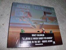 Krazy Baldhead - The Noise and the Sky  - CD - OVP