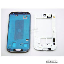 Samsung Galaxy S3 i9300 Full Housing Cover Back Battery Door WHITE