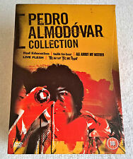 Pedro Almodovar Collection - DVD - VGC