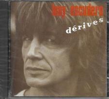 RARE CD 7T LENY ESCUDERO DÉRIVES DE 1996 NEUF SCELLE DÉCLIC COMMUNICATION