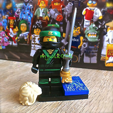 71019 LEGO NINJAGO MOVIE Minifigures Lloyd as Green Ninja #3 FACTORY-SEALED