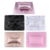 1x Hand Rest Arm Holder Cushion Pillow Mat Set for Nail Art Design Manicure