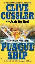 Plague Ship 5 by Jack Du Brul and Clive Cussler (2009, Paperback)