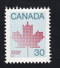 Canada MNH 1982 Maple Leaf 30¢ definitive, sc#923  [v2]