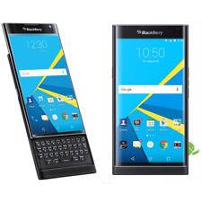 "Black Original BlackBerry Priv 5.4"" 3GB+32GB Unlocked Slider 3G/4G 18MP Android"