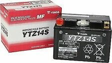 Yuasa YTZ14S KTM Adventure '03-'13 AGM High Performance Activated 12v Battery