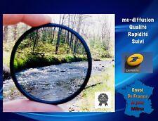 Filtre Professionnel Gris Neutre ND8 52mm Pour Ninon, Canon, Pentax, Ect......