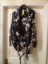 VIVIENNE WESTWOOD TOP UNUSUAL DESIGNER SIZE 38 NEW TAGS ATTACHED - COLLECTIBLE