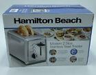Hamilton Beach Modern 2 Slice Stainless Steel Toaster photo