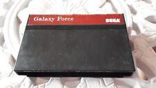 SEGA Master System- Galaxy Force