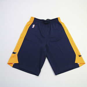Utah Jazz Nike Dri-Fit Athletic Shorts Men's Navy/Gold New with Tags