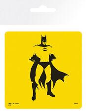 Untersetzer / Coaster BATMAN - Stand Silhouette (DC Comics) Kork 9x9cm 127 NEU