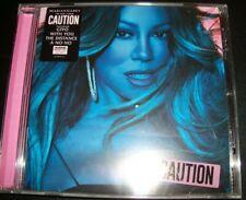 MARIAH CAREY Caution (Australia) CD – New