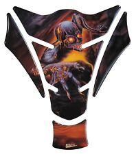 Tankpad 3D Lava Devil Skull 501022 Universal Fitting for Motorcycle Tank
